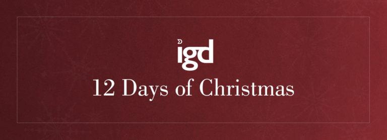 IGD's 12 Days of Christmas thumbnail