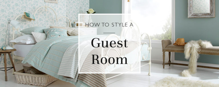 How To Style A Guest Room thumbnail